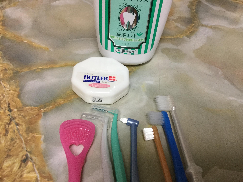 歯みがきセット